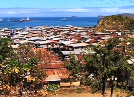 A Port Moresby settlement