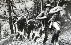 Australians on the Kokoda Track  1942