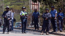 Police on election duty