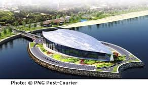 APEC 2018 conference venue (Post-Courier)