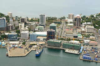 Port Moresby CBD