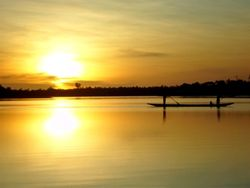 Lake_Murray_Sunset