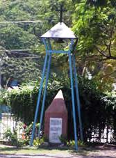 Lay missionaries monument, Port Moresby (Alfredo P Hernandez)