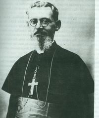 Bishop Andre Sorin ('The Mustard Seed')