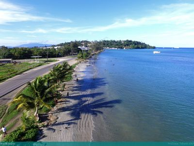 Wewak from a drone (Will Tekwie)