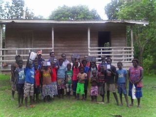 School in Bougainville