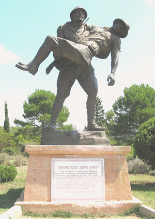 Gallipoli Monument (Paul Oates)