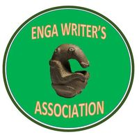 Enga Writers Association logo