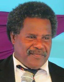 Geoffrey Pomaleu (Adventist Record)