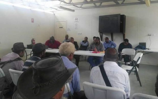 Hela landowners meet with Mineral Resources Development Company officials