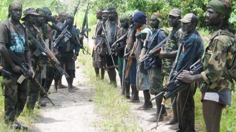 Still many weapons in Bougainville