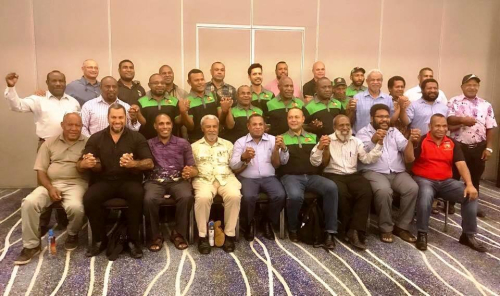 The growing PNG Alliance coalition