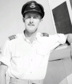 07 - Squadron Leader Roy Shaw