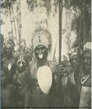 Kelye of  the Mokei  Akilika Ronimp  clan  1936