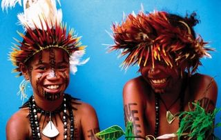 Great to be Papua New Guinean