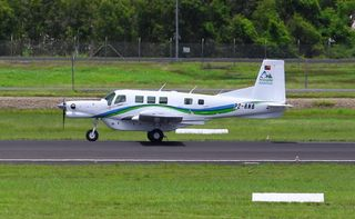 Niugini Aviation Pacific Aerospace 750XL P2-RNB