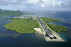Pohnpei airport