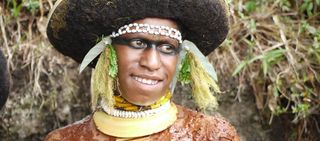 Papua-New-Guinea-Woman-Smile