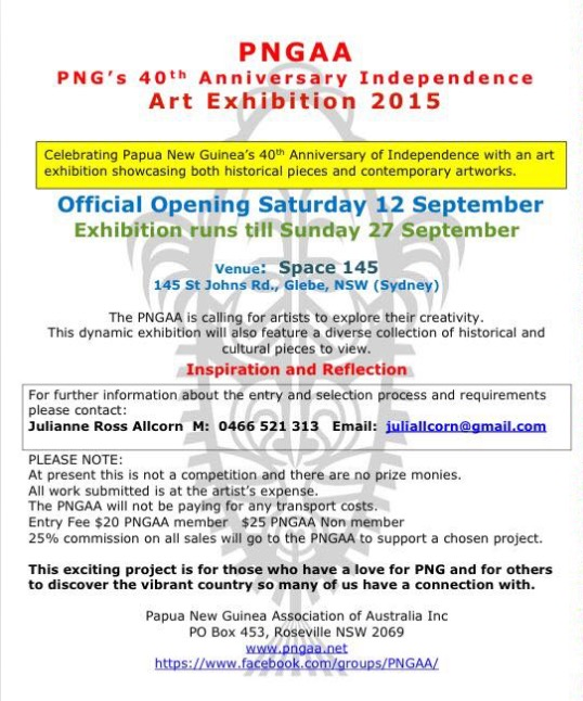 PNGAA Art Exhibition