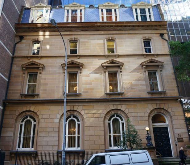 The Lowy Institute in Sydney