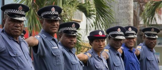 Our boys & girls in blue