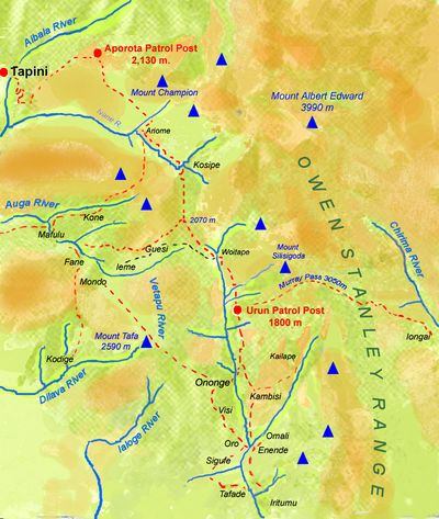 Map  - Urun region (Bill Brown)