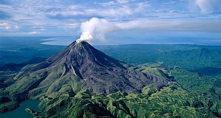 Mt Bagana , Bougainville