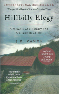 Hillbilly Elegy cover
