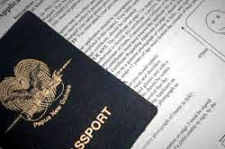 PNG passport