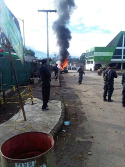 Deadly Kundiawa election violence