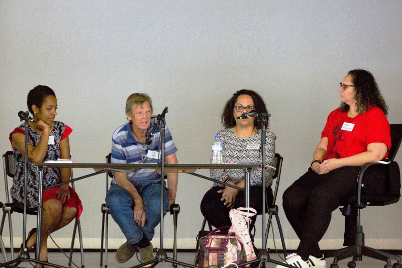 PNG panel at Sunshine Coast writers festival