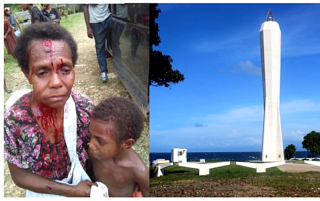 Beautiful Madang turns ugly (Samuel Roth & Claire Joshua)
