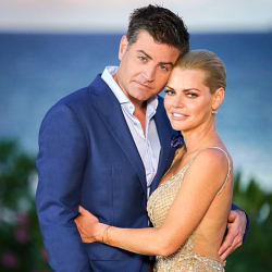 Sophie Monk & Jarrod Woodgate in The Bachelorette
