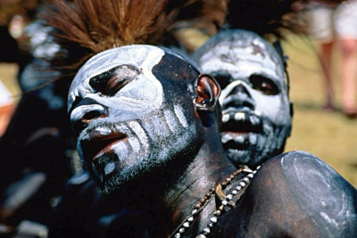 Men from Goroka