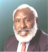 The late Andrew Dokta  Komunka leader  who died recently
