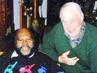 John Waiko and Bill Gammage  Canberra  2005 (Pacific Manuscripts Bureau)