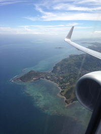 Leaving PNG  May 2018