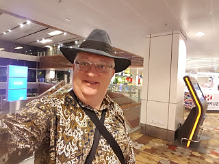 Dr Schram in Singapore