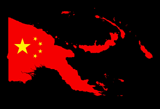 China in PNG