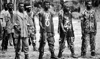 Bougainville Revolutionary Army  2000