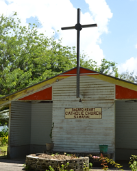 Samarai Catholic Church