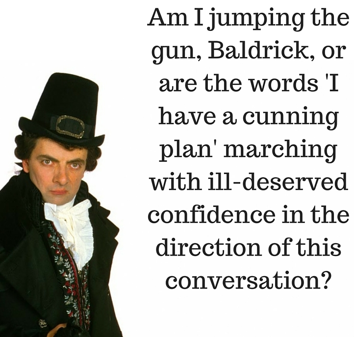 Blackadder-quotes