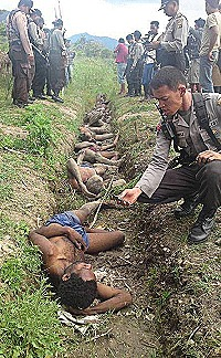 West-Papua-22-mass-grave-by-Indonesian-troops