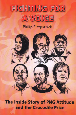 The PNG Attitude story by Phil Fitzpatrick  published in 2016