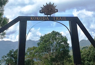 Bell 1 - Kokoda Trail entry