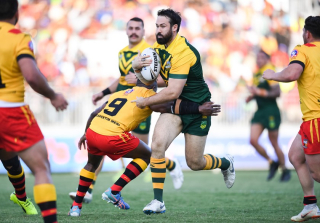 PNG PM's XIII versus Australia (NRL)
