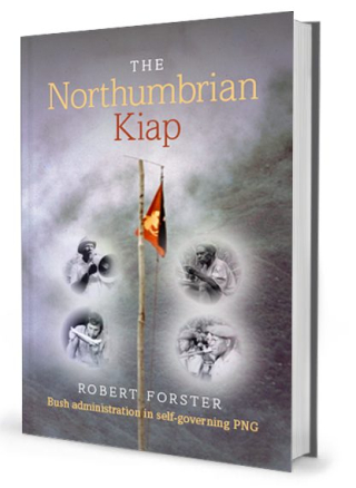 Northumbrian Kiap cover