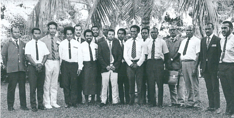 1972 Somare Government