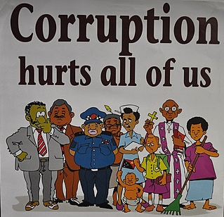 PNG-Anti-Corruption-Poster