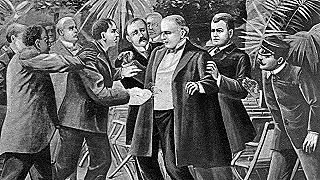 The assassination of William McKinley